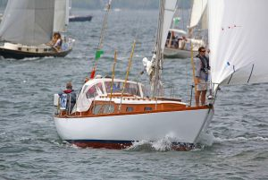 'TI' skippered by Greg Marston was a big winner of the 2015 Marion Bermuda Race Founders Division.