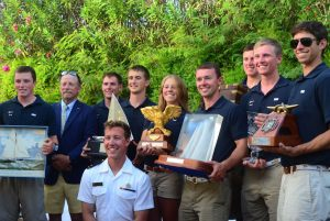 'Swift' the US Naval Academy 44 Team